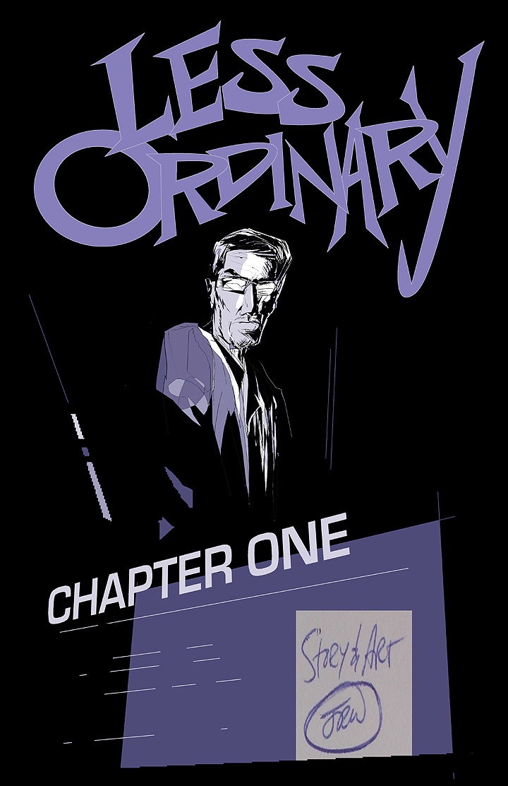 Less Ordinary - Chapter One